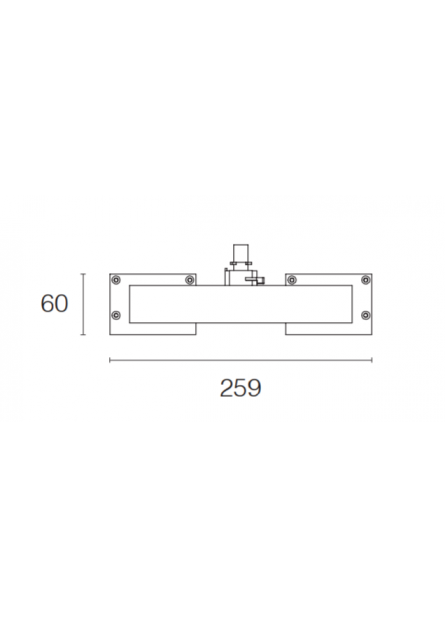 RAILLUX DUO LED 3-FASE