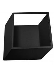 WANDLAMP 3D BOX LED 12W 3000K WIT