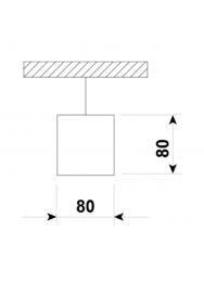 PROFI 80 LED SV