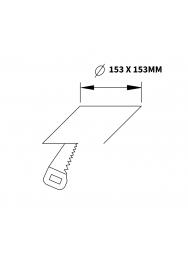 KARDAN KL TRIMLESS 1XQR111
