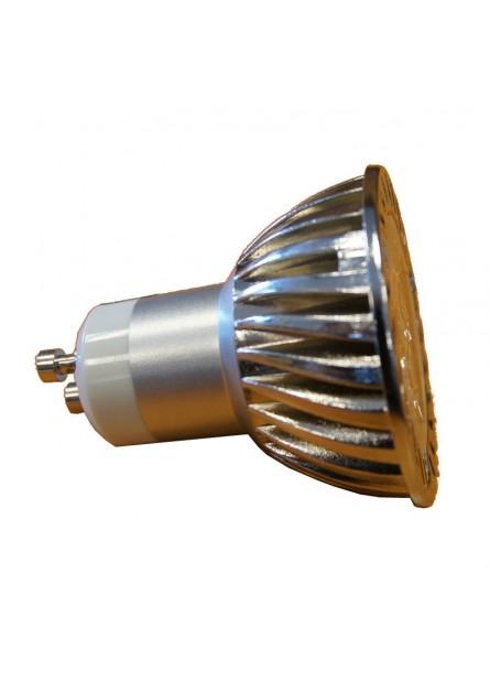 LED 3X1W GU10 EXTRA WARMWIT DIMBAAR