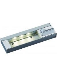 OPBOUW LED PARA-S 2.5W 3000K 12V ALU+PIR