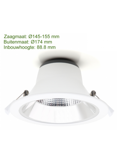 LED DOWNLIGHT REFLECTOR COLOR