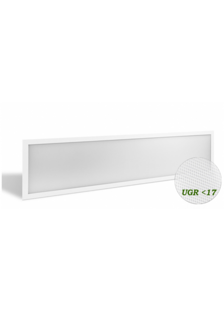 LED PANEEL 120x30CM 36W UGR<17