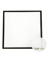 LED PANEEL 36W 60X60CM ZWART