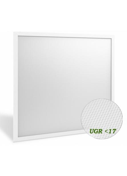 LED PANEEL 60x60CM 36W UGR<17