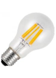 LED LAMP E27 550LM 6,5W 2500K 230V HELDER DIM