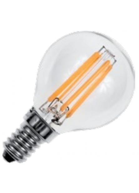 LED LAMP E14  320LM 4,0W 2500K 230V HELDER DIM