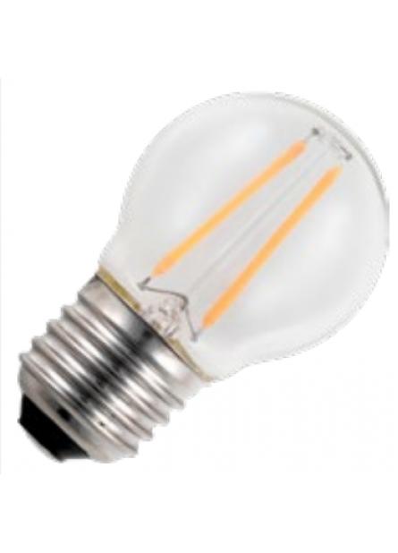 LED LAMP E27  140LM 1,5W 2500K 230V HELDER DIM