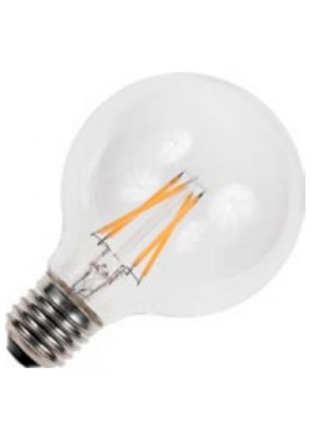 LED LAMP E27 320LM 4,0W 2500K 230V HELDER DIM
