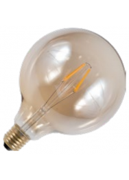 LED LAMP E27 270LM 4W 2200K 230V GOLD DIM