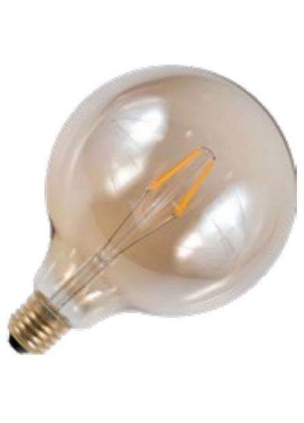 LED LAMP E27 270LM 4W 2200K 230V GOLD DIM