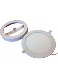 LED PANEEL IN/OPBOUW ROND