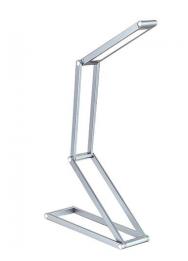 BUROLAMP LED ACCU 3W 3000K 105Lm GRIJS METALLIC