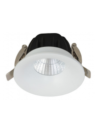 DOWNLIGHT CANNES WIT 5W 2700K DIMBAAR
