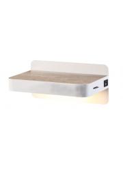 WANDLAMP USB LED 5W WIT
