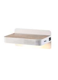 WANDLAMP USB LED 5W WIT
